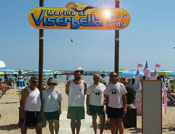Bagno Marina di Viserbella 48 e 49 - Viserbella di Rimini ...